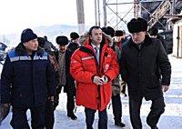 Аркадий Дворкович обсудил в Туве перспективы энергоснабжения региона