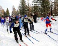В Туве республиканский этап «Лыжни России – 2013» стал массовым праздником зимнего спорта