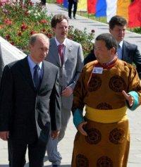 Владимир Путин поздравил буддистов России с праздником Белого месяца