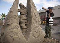 В Туве - в центре Азии - проведут первую международную биеннале современной городской скульптуры