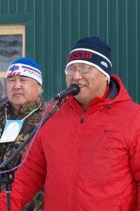 130 лыжников спорили за призы депутата парламента Тувы