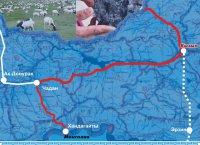 Тува передаст ключевую автодорогу республики в федеральную собственность