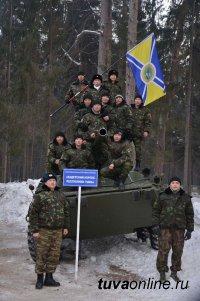 Тувинские кадеты заняли 3-е место на XI Межрегиональном слете юных патриотов в Перми