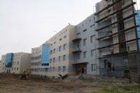 В Туве к июню будет завершено строительство Перинатального центра