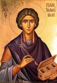 В Туву впервые доставят мощи святого великомученика Пантелеимона