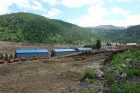 Китайская Zijin в 2012 году увеличила инвестиции в строительство ГОКа в Туве в 1,5 раза до 3,1 млрд рублей