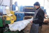 Спальный мешок и безрукавка из тувинской овчины made in Erzin