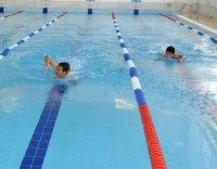 В Туве впервые на республиканском уровне прошли соревнования по плаванию