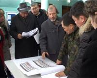 Глава Тувы проверил ход работ на ключевых стройках республики