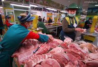"""В Туве в ходе операции """"Скотокрад"""" реализуемое мясо проверили на легальность"""