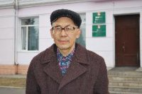 Александр Монгуш - ветеран муниципальной службы