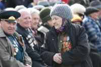 Александра Больнова ушла на фронт из Кызыла