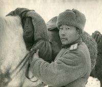 Комиссар тувинских добровольцев Монгуш Байсклан. 100 лет со дня рождения