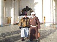 Сайдаш Монгуш представит Туву на международном фестивале в Калмыкии