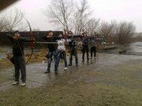 Школьники Тувы состязались в стрельбе из лука