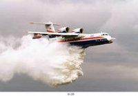 В Туве наращивается группировка сил на тушении лесных пожаров