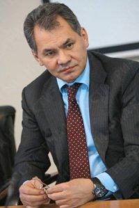 Сергею Шойгу исполняется 58 лет