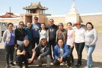 Национальному оркестру Тувы рукоплещут Монголия и Китай