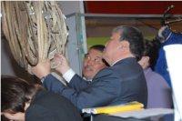 Вице-спикер якутского парламента уезжает из Тувы с арканом