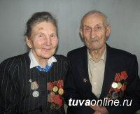 Житель Шагонара, фронтовик и пограничник Соколов Иван Сергеевич