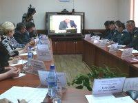 Общественный совет при МВД России провел видеоконференцию с регионами