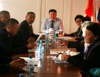 В Кызыле будет создан фонд содействия 100-летнему юбилею столицы