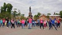 В одном из самых массовых флешмобов Сибири примет участие Тува