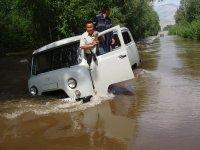 На случай паводка в столице Тувы открыты эвакуационные пункты