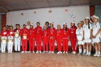 На «Президентские состязания» в «Океан» поедут от Тувы школьники Турана и Шекпээра (Барун-Хемчикский кожуун)