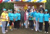Чемпионом спартакиады медработников Тувы стала Кызылская станция скорой помощи