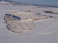 Крепость «Пор-Бажын» на 6-м месте среди достопримечательностей Сибири