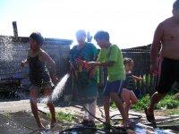 В Туве 30-35 градусов жары. Ожидается пыльная буря