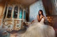 Наступил традиционный сезон свадеб