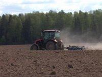 В Туве перевыполнен план посева зерновых