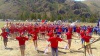 Сегодня на молодежном форуме в Туве открывается спортивная смена