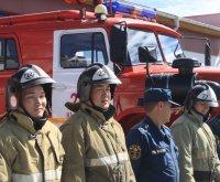 87 лет назад создана пожарная служба в Туве