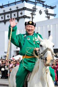 Скоропостижно скончался Конгар-оол Ондар, мировая звезда тувинского хоомея