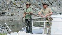 Путин на рыбалке в Туве поймал 21-килограммовую щуку