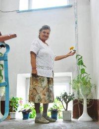 Мария Шуклина и ее подъезд образцового содержания