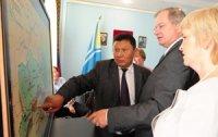 Туву посетил Генеральный консул ФРГ в Новосибирске