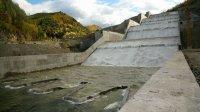 Дожди в Туве стали причиной увеличения холостого водосброса на Саяно-Шушенской ГЭС