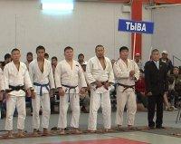 Монгольские сборы тувинской команды по дзюдо