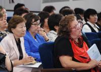 В Туве в 2014 году пройдет первый съезд учителей русского языка