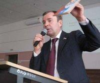 В Туве пройдет открытый урок парламентаризма