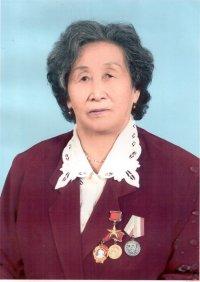 Умерла народный учитель, Герой Соцтруда Сарыглар Тамдын-оол