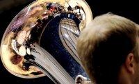 Духовой оркестр из Тувы в Сочи принимают овациями