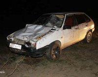 В Туве водитель наехал на автобусную остановку в районе дач, сбил 7-х людей. Четверо погибли