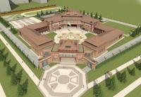 Президентское кадетское училище будет построено на южном въезде в столицу Тувы со стороны аэропорта