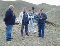 Экспедиция тюменских телевизионщиков добралась до Кызыла