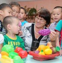 Воспитатель детского сада Галина Сысоева. 42 года в профессии